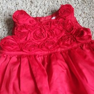 3M Red Christmas Dress